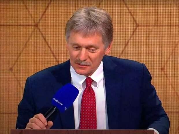 Песков: У Кремля не может быть доказательств попытки госпереворота в Белоруссии