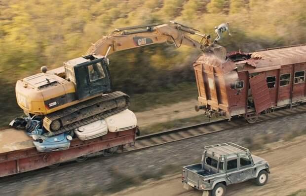 Автомобили: 12 любопытных железнодорожных фактов, которые будут интересны всем