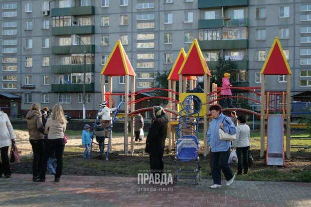 6-летний мальчик пропал с детской площадки в Нижнем Новгороде