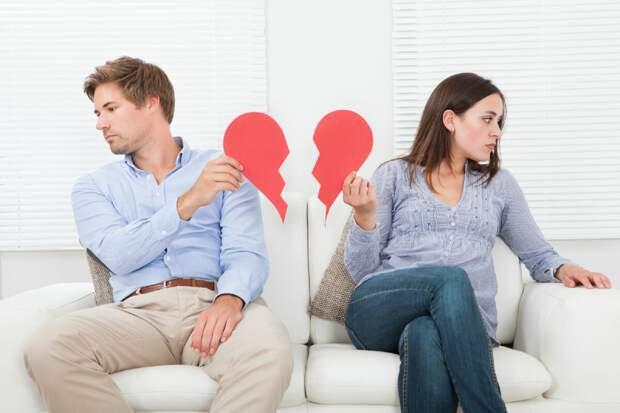 Развод - не повод для знакомства.