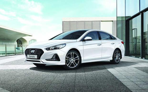Hyundai Sonata возвращается в Россию