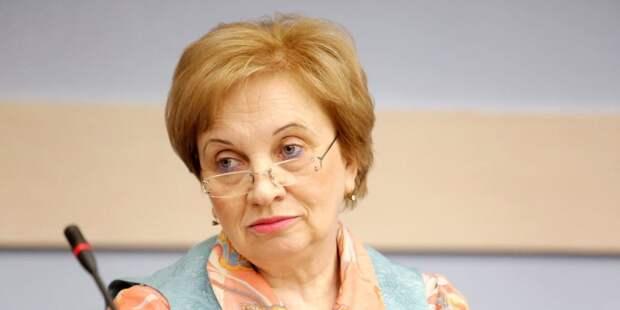 Председатель Мосгорсуда Ольга Егорова уходит?