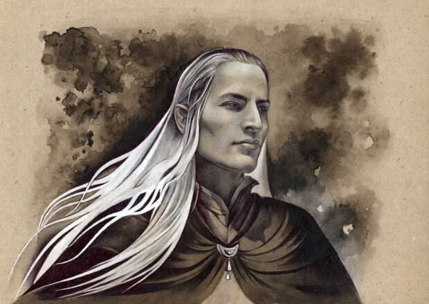 Гильдор Инглорион. Кто этот эльф и что с ним стало после Падения Мордора?