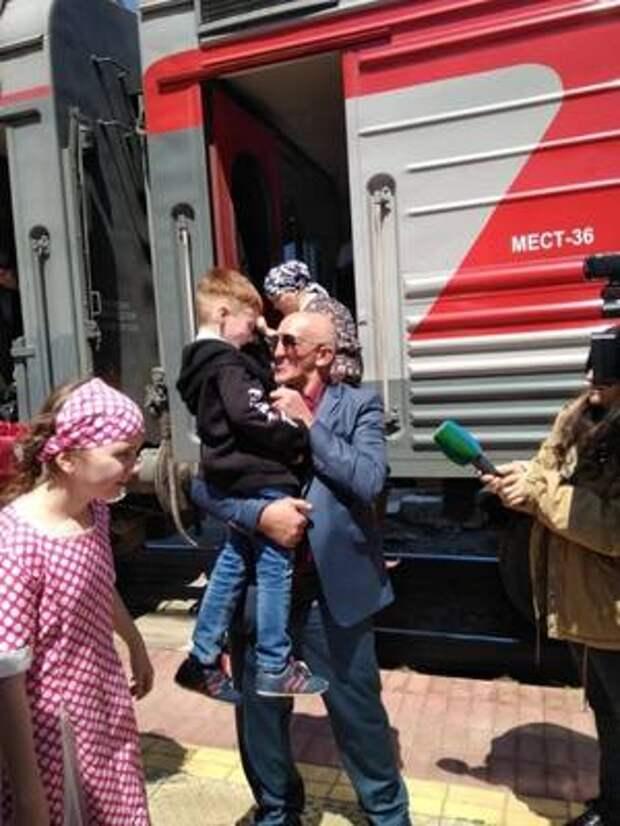 Задержанного в Астрахани при переходе границы мальчика вернули отцу