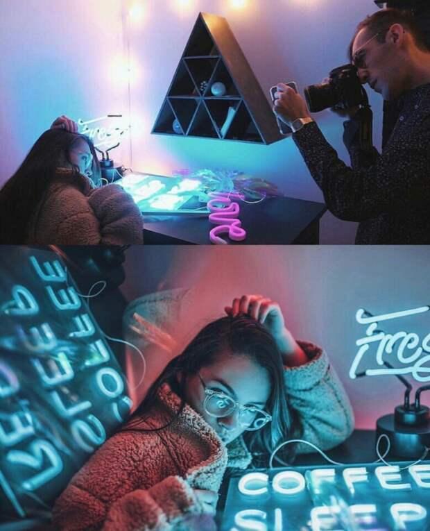 Идеи креативных фото