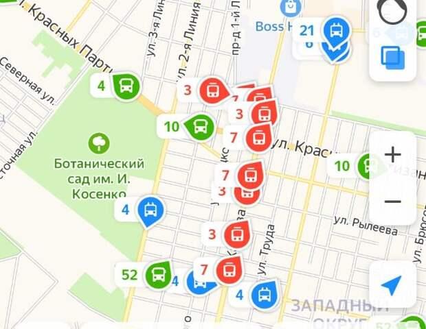 Трамвайный коллапс в Краснодаре: почему люди сегодня не попали на работу?
