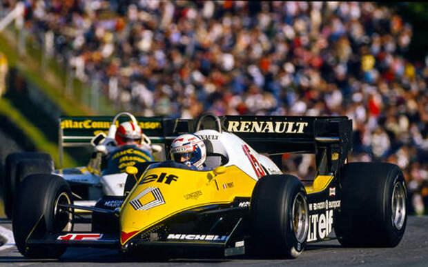 Формула-1: амосферники круче турбомоторов?