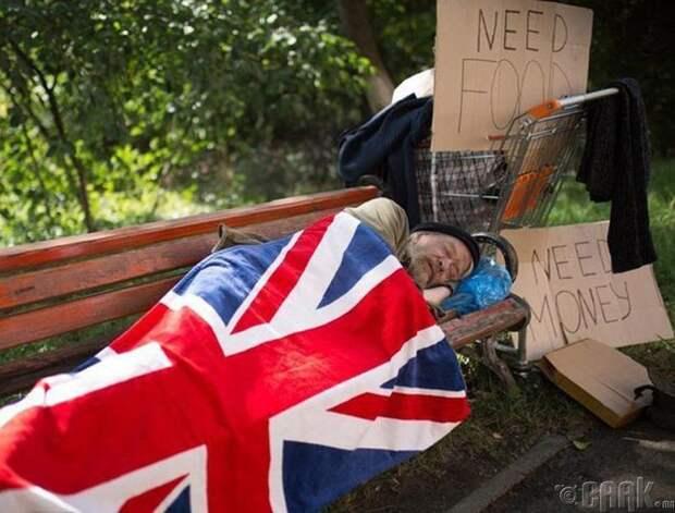 Причины бедности британцев, причины бедности африканцев и причины бедности чернокожих в США