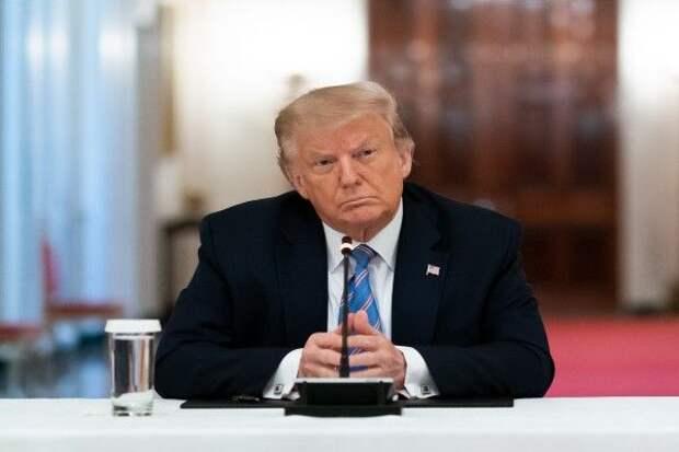 Трамп обвинил РФ в «краже» технологий гиперзвукового оружия у США