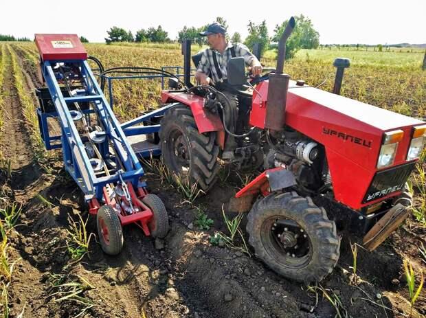 В Удмуртии придумали очередную помощь фермерам