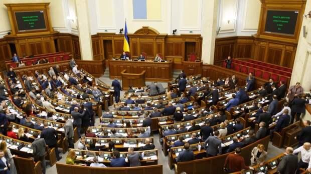 Верховная рада рассмотрит вопрос об отставке главы Минздрава Украины