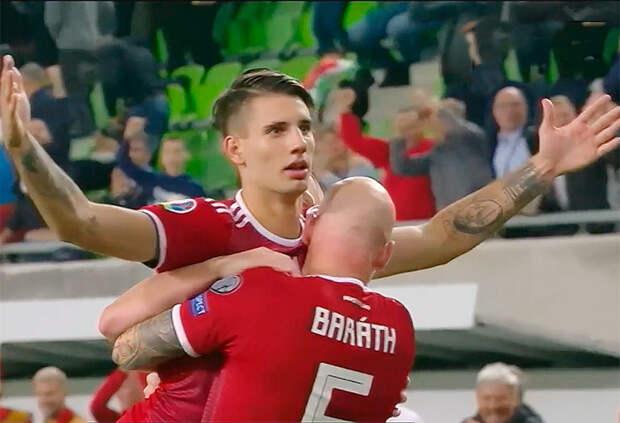 Не Дзюба или Соболев беспокоят сегодня Черчесова – оборона: есть у венгров игрок, который будет пострашнее экс-одноклубника норвежца Холанда. ВИДЕО