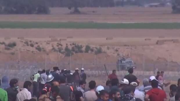 Израильская армия заявила о начале атаки в секторе Газа