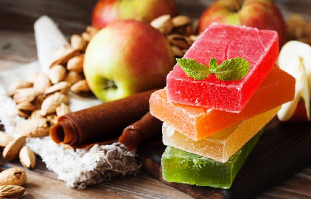 5 рецептов домашнего мармелада, который понравится не только сладкоежкам