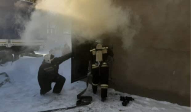 Напожаре вчастном доме погиб житель Бугурусланского района