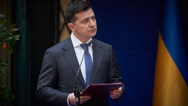 Зеленский подписал закон о мобилизации резервистов при обострении ситуации в Донбассе