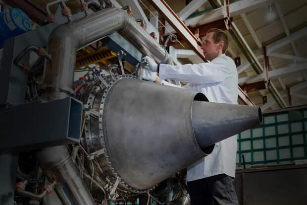 Самая важная часть реактивного двигателя ПД-8 готова к испытаниям