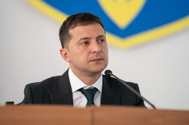 Президент Украины назвал газопровод «СП-2» оружием России