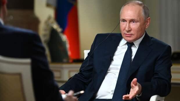 Путин подарил Байдену набор хохломы во время саммита в Женеве