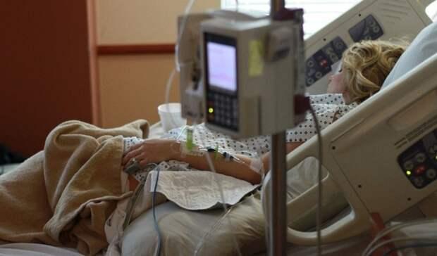 В Башкирии снова выросло количество пациентов с внебольничной пневмонией