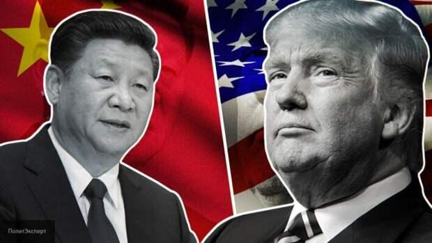 Китай нанес экономический удар по Трампу перед выборами президента США
