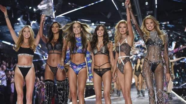 Victoria's Secret отказались от моделей с идеальными формами