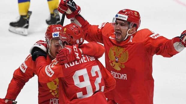 Сборная России выступит на ЧМ по хоккею под гимном IIHF