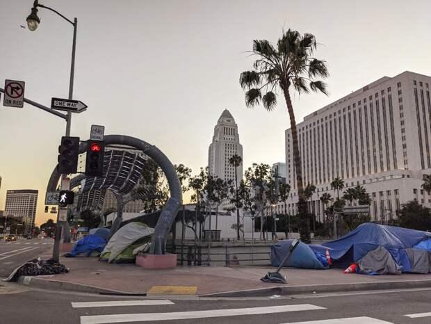 В Голливуде апокалипсис: массовое бегство богатых и знаменитых