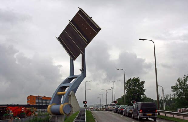 Мост Slauerhoffbrug