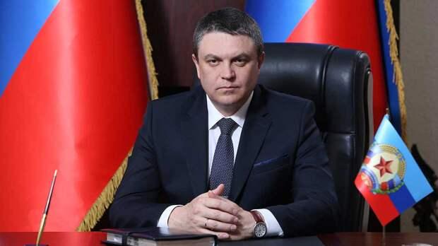 Обстановка в Донбассе, страхи Зеленского, гражданская война. О чем говорил глава ЛНР Пасечник