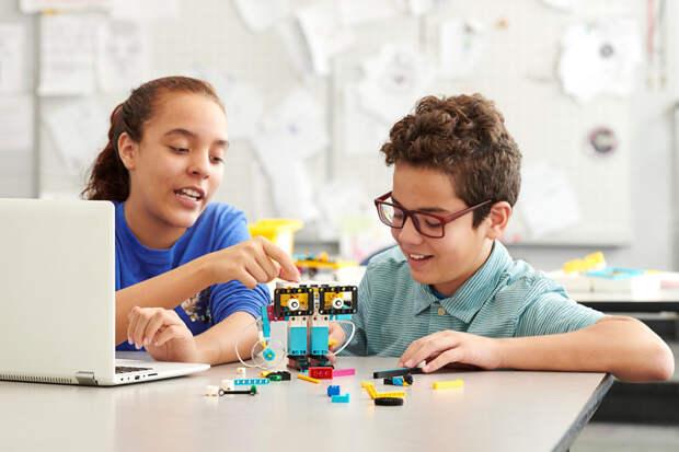 Умные лаборатории LEGO Education появятся в классах и аудиториях