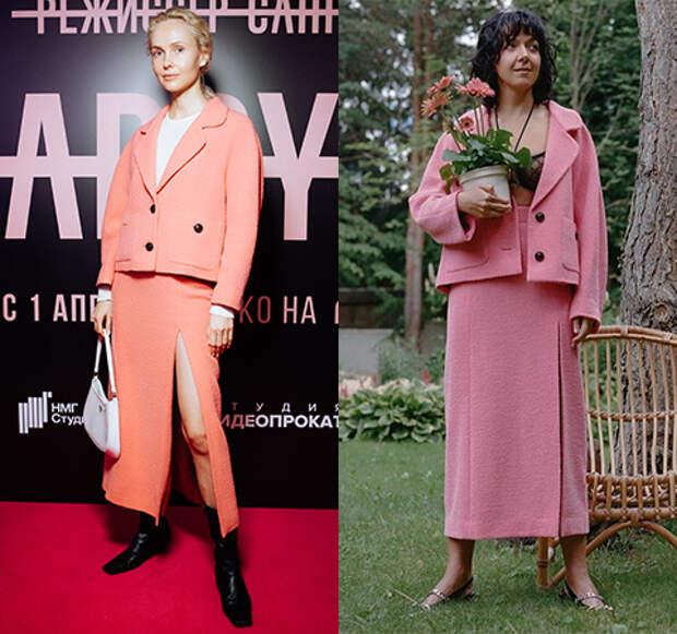 Модная битва: Ольга Карпуть против Ксении Чилингаровой
