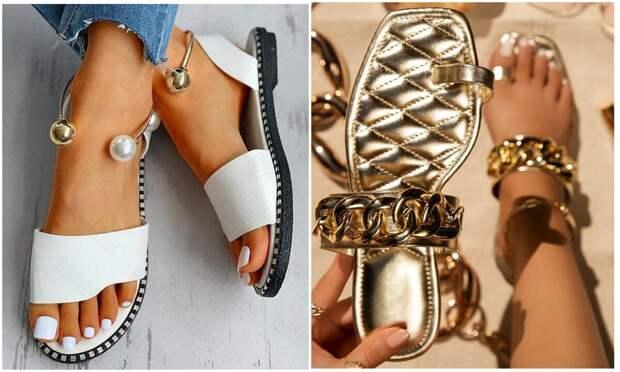 12 пар летней обуви для самых смелых модниц