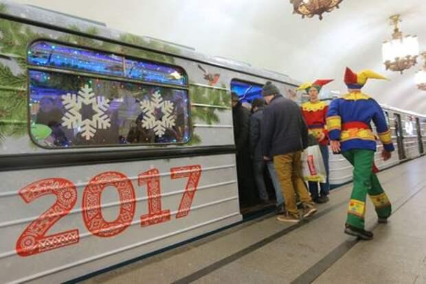 Ликсутов подготовил московским таксистам к Новому году неприятный сюрприз