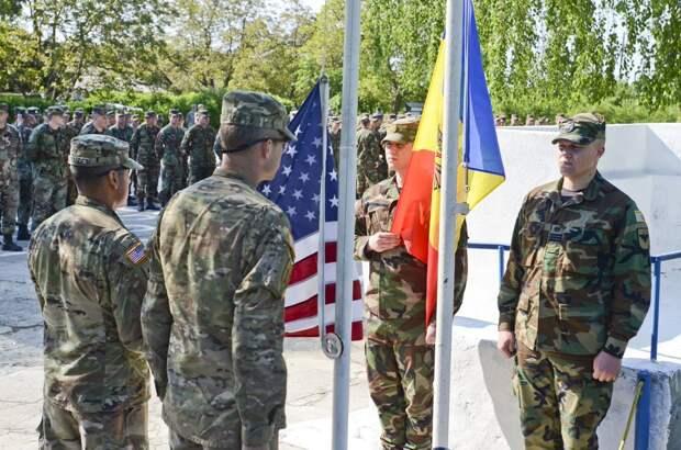 Молдавия продала США российские военные секреты