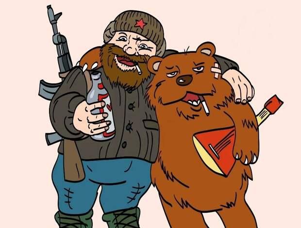 Почему американцы боятся приезжать в Россию. Или байки, которые мы сочиняем и выкладываем в интернет