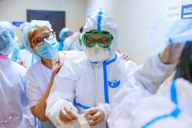 В Роспотребнадзоре сказали, сколько месяцев остается заразным переболевший коронавирусом