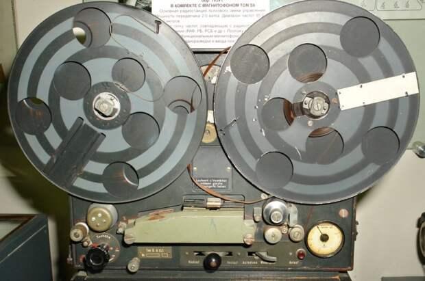 Загадка дня: откуда в гестапо было столько советских магнитофонов?