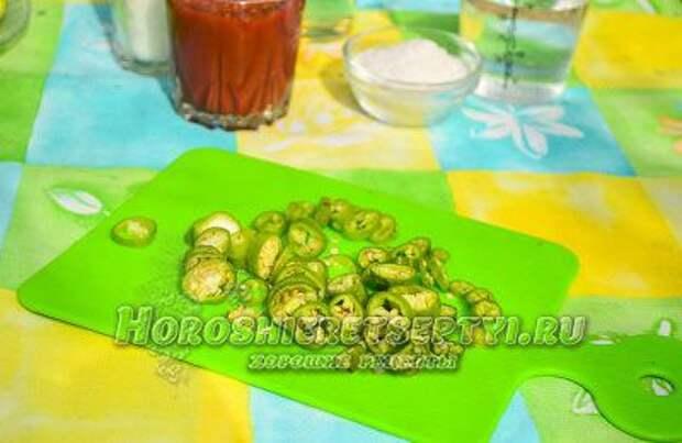 Огурцы с кабачками на зиму