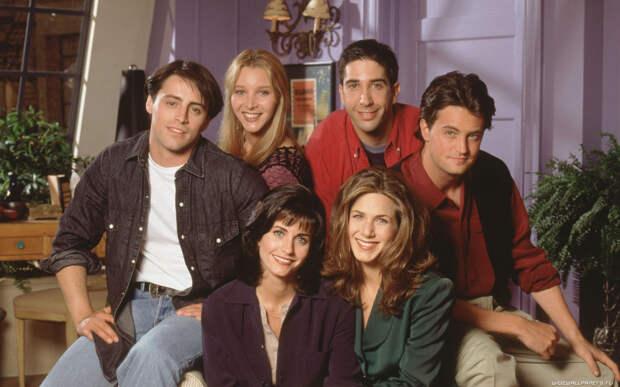 Оригинальный актерский состав «Друзей» соберется для съемок продолжения сериала