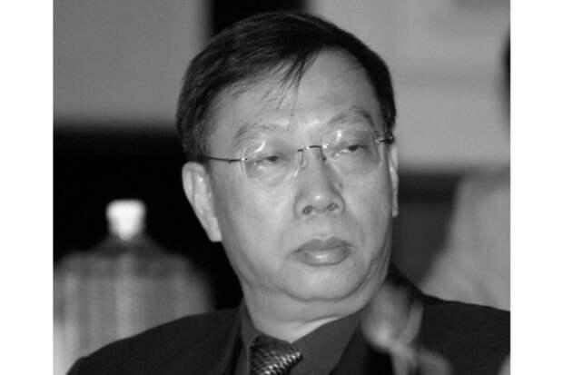 Заместитель министра здравоохранения Китая Хуан Цзефу