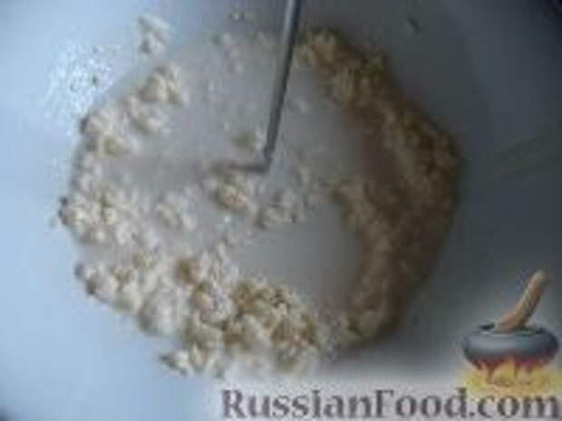 Фото приготовления рецепта: Хачапури (1) - шаг №7