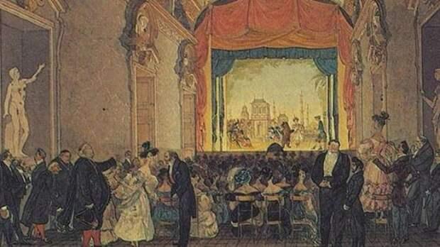 Краткая история домашних развлечений: От личного театра до фильмов одним кликом