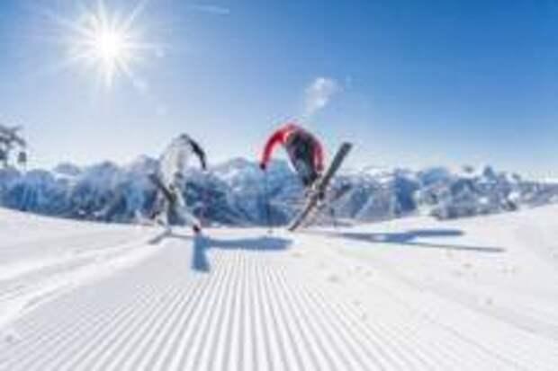 Зима пришла: началось массовое открытие горнолыжных курортов