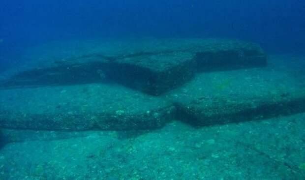 Подводные города обнаруживают в разных точках планеты.