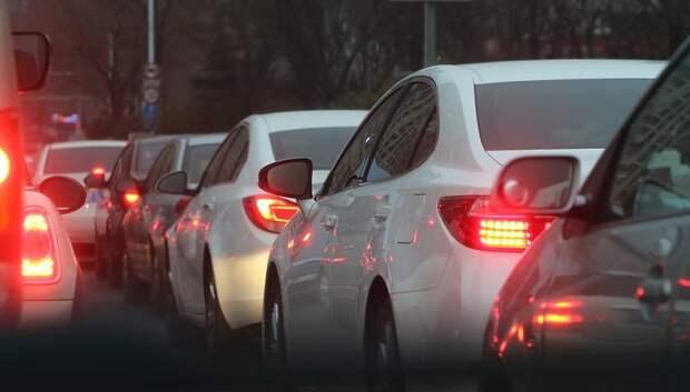 Вызвавший пробки в Климовске ремонт дорожного полотна завершится 16 февраля