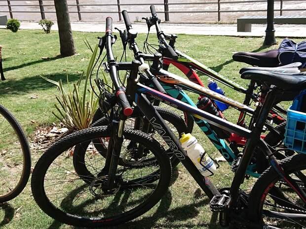 В Удмуртии начались сезонные кражи велосипедов