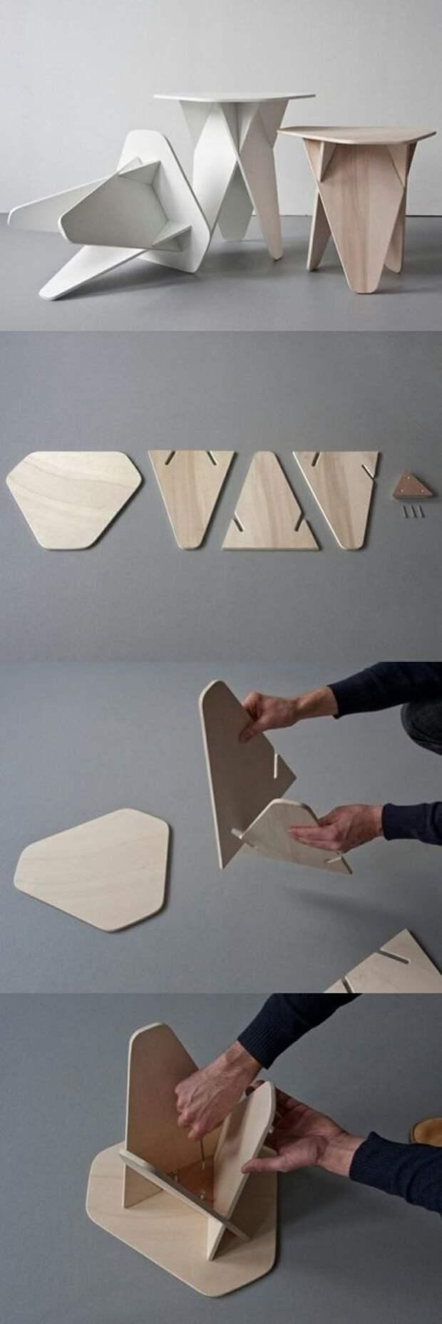 Умные трансформеры, доступные каждому Фабрика идей, интересное, мебель, полезное, трансформеры, эргономичность