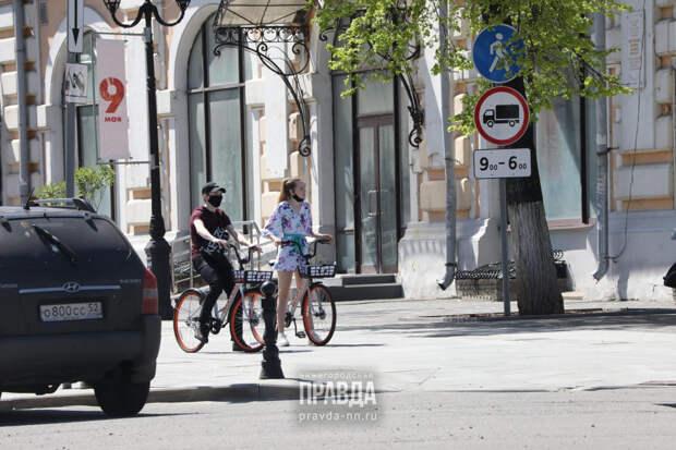 Коронавирус за последние сутки подтвердился у 126 жителей Нижегородской области