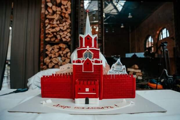 Торт от Анны Глинкиной / Фото из личного архива